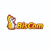 Biscom, Logo e Identidade, Alimentos & Bebidas