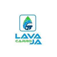 LAVACARROJA, Logo e Identidade, Automotivo
