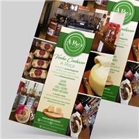 A Roça Mercearia, Peças Gráficas e Publicidade, Alimentos & Bebidas
