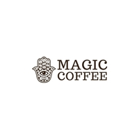 MAGIC COFFEE, Logo e Identidade, Alimentos & Bebidas