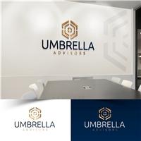 Umbrella Advisors, Logo e Identidade, Consultoria de Negócios