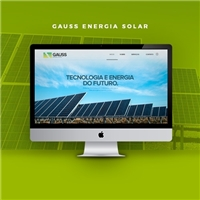 Gauss Energia Solar, Web e Digital, Metal & Energia