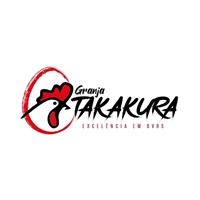 GRANJA TAKAKURA / OVO, Logo e Identidade, Alimentos & Bebidas