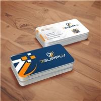 7Supply, Logo e Identidade, Consultoria de Negócios