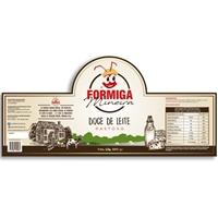 Formiga Mineira, Logo e Identidade, Alimentos & Bebidas