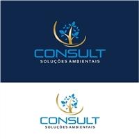 Consult Soluções Ambientais, Logo e Identidade, Consultoria de Negócios