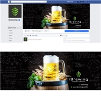 iBrewing - Tecnologia Cervejeira, Logo e Identidade, Consultoria de Negócios