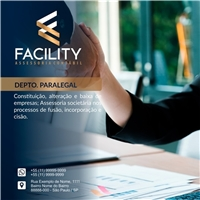 Facility Assessoria Contábil, Web e Digital, Contabilidade & Finanças