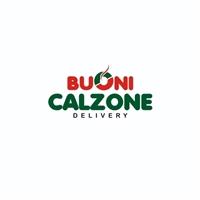 Buoni Calzoni, Logo e Identidade, Alimentos & Bebidas