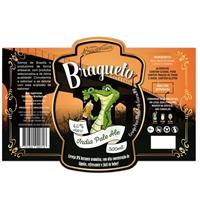 Cervejaria  Bracitorium / Cerveja Bragueto, Embalagens de produtos, Alimentos & Bebidas