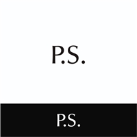 P.S., Logo e Identidade, Roupas, Jóias & acessórios