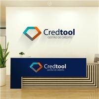 Credtool, Logo e Identidade, Tecnologia & Ciencias