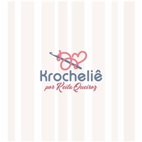 Krocheliê  por Keila Queiroz, Logo e Identidade, Roupas, Jóias & acessórios