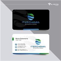 ITER CHEMIA, Logo e Identidade, Consultoria de Negócios