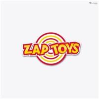 ZAP TOYS , caso tenha propostas bacanas com ZAPPY TOYS tambem pode ser, Logo e Identidade, Crianças & Infantil