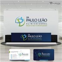 Dr. Paulo Leão, Logo e Identidade, Saúde & Nutrição