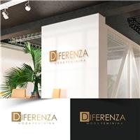 DIFERENZA, Logo e Identidade, Roupas, Jóias & acessórios