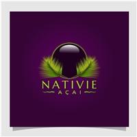 NATIVIE, Logo e Identidade, Alimentos & Bebidas