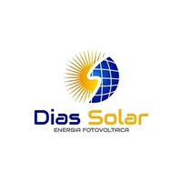 Dias Solar, Logo e Identidade, Metal & Energia