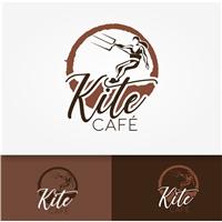 Kite café, Logo e Identidade, Alimentos & Bebidas