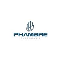 PHAMBRE ENGENHARIA, Logo e Identidade, Construção & Engenharia