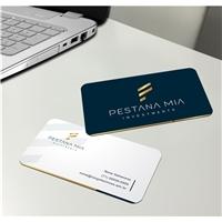 Pestana Mia Investments, Logo e Identidade, Consultoria de Negócios