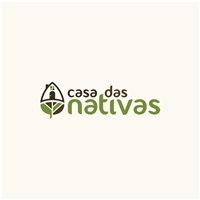 Empresa - Casa das Nativas, Logo e Identidade, Alimentos & Bebidas