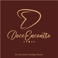Doce Encontro by Chocolatier Rodrigo Moraes, Logo e Identidade, Alimentos & Bebidas