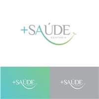 +SAÚDE  DENTÁRIA , Logo e Identidade, Odonto