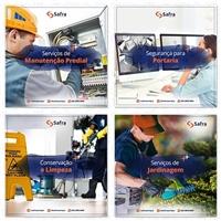 Safra serviços, Web e Digital, Limpeza & Serviço para o lar