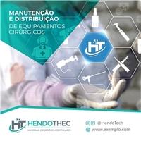 HENDOTHEC MANUTENÇÃO E DIST. DE MATERIAIS CIRURGICOS HOSPITALARES, Web e Digital, Outros