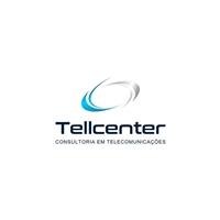 tellcenter consultoria especializada em telecomunicações, Logo e Identidade, Consultoria de Negócios