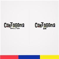 Cartagena - Drinks y Tapas, Logo e Identidade, Artes, Música & Entretenimento