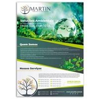 Martin Consultoria e Soluções Ambientais, Peças Gráficas e Publicidade, Ambiental & Natureza