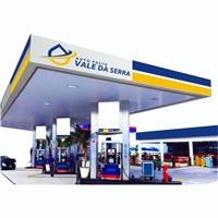 AUTO POSTO VALE DA SERRA, Logo e Identidade, Automotivo