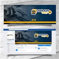 CERRADO FM - 107,9, Web e Digital, Marketing & Comunicação