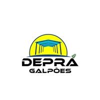 Deprá Galpões, Logo e Identidade, Construção & Engenharia