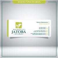 Residencial Jatobá, Logo e Identidade, Construção & Engenharia