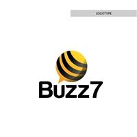 Buzz7, Logo e Identidade, Marketing & Comunicação