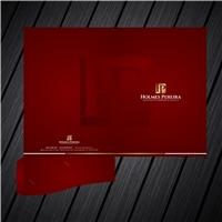 Holmes Pereira Advocacia (e Assessoria Jurídica - se couber), Logo e Identidade, Advocacia e Direito