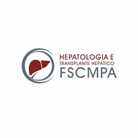 Hepatologia e Transplante Hepático - FSCMPA, Logo e Identidade, Saúde & Nutrição