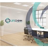 LifeChemm, Logo e Identidade, Logística, Entrega & Armazenamento