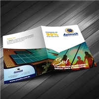 Azimuth Sistema de energia solar, Apresentaçao, Metal & Energia