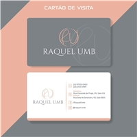 Raquel Umb, Logo e Identidade, Beleza