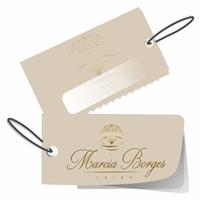 Márcia Borges Joias, Logo e Identidade, Roupas, Jóias & acessórios
