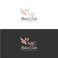 Nic Medical Center, Logo e Identidade, Beleza