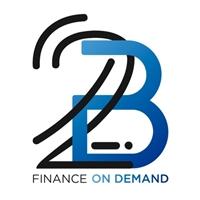 2B - Finance On Demand, Logo e Identidade, Contabilidade & Finanças