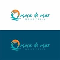 MOÇA DO MAR, Logo e Identidade, Roupas, Jóias & acessórios