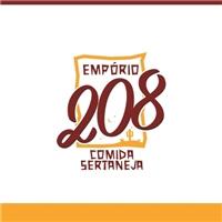 EMPÓRIO 208 COMIDA SERTANEJA, Web e Digital, Alimentos & Bebidas