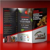 Restaurante Pasta Bella , Peças Gráficas e Publicidade, Alimentos & Bebidas